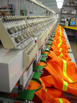 commercial embroidery machine comparison